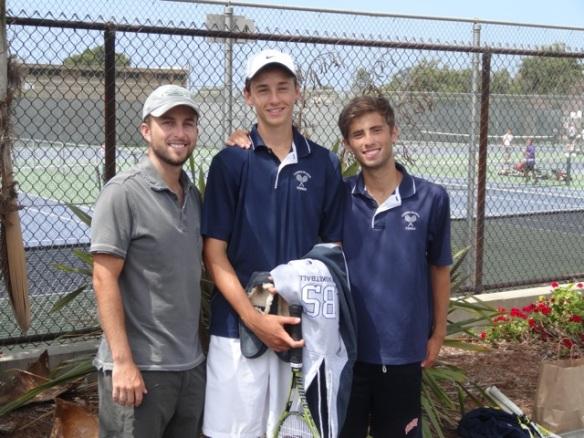 2013 CIF Boys' Doubles Regional