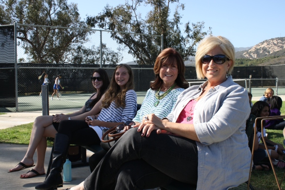Cate Girls Tennis v. Carp High