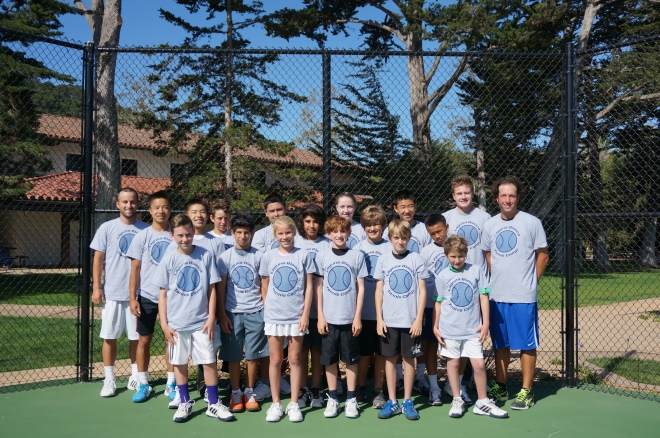 Laguna Blanca Tennis Camp 2014