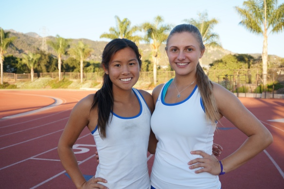 Julia Gan and McKenna Madden win TVL Individuals semifinals in straight sets