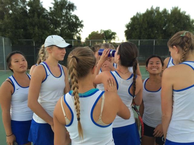 Cate Girls Murrieta Valley CIF Playoffs looks like winning