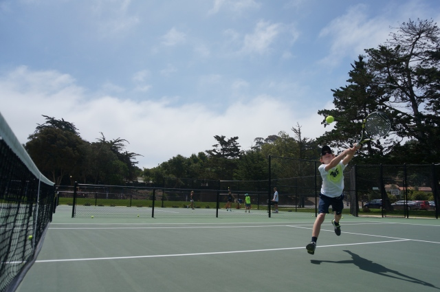 Daniel Newton Stretch Volley