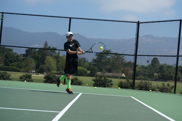 Luke Williams Pulverizes the Backhand