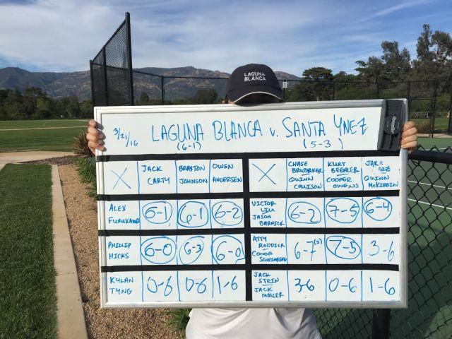 Laguna Blanca Santa Ynez 10-8