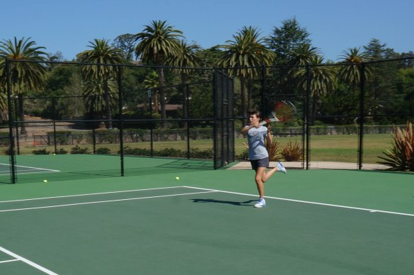 Grace Fuss Forehand