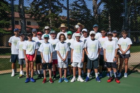 Laguna Blanca Tennis Camp 2016
