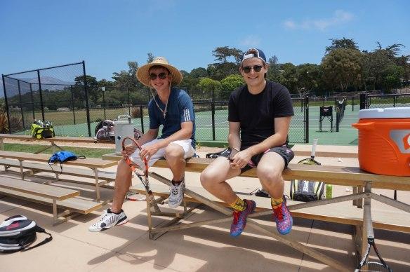 Tennis Camp 2016 2-10