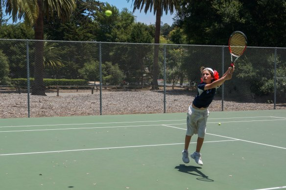 Tennis Camp 2016 2-11