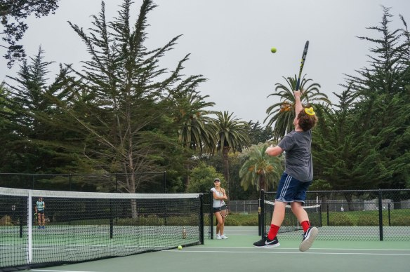 Tennis Camp 2016 2-13