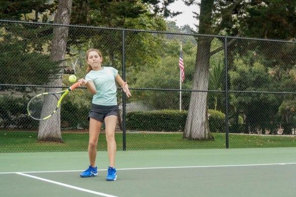 Tennis Camp 2016 2-15