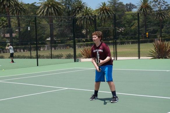 Tennis Camp 2016 2-8