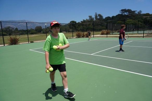 Tennis Camp 2016 2-9