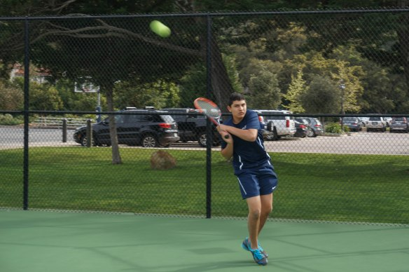 Laguna Blanca Boys Tennis 2017-3